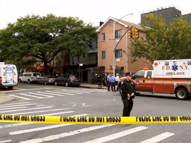 Cuatro muertos tras tiroteo en Nueva York