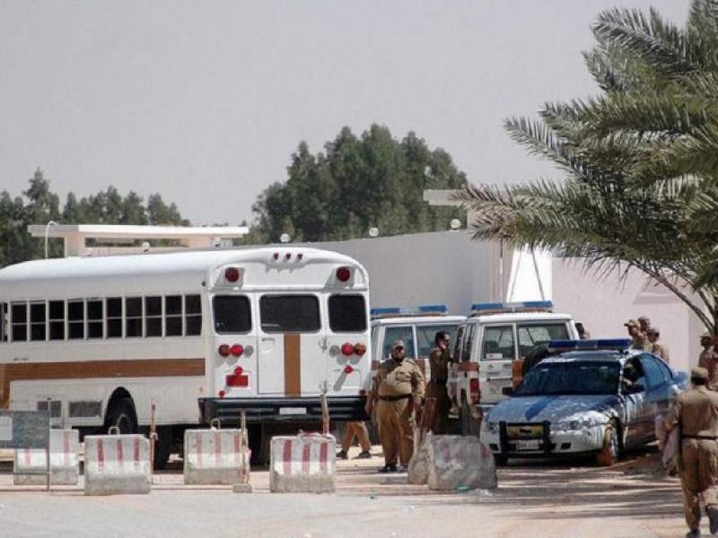 Cuatro personas heridas tras atentado en un cementerio Arabia Saudita