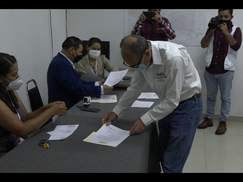 📹Cuauhtémoc Becerra es diputado electo por Morena