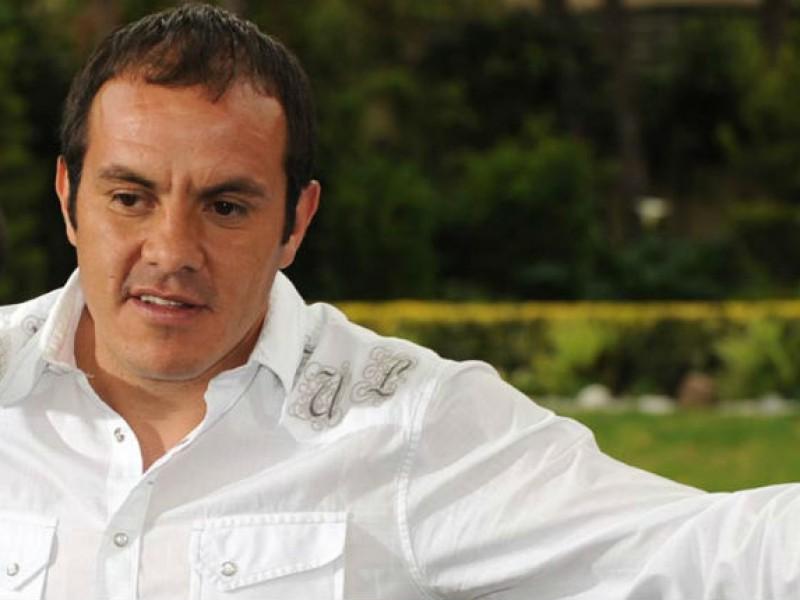 Cuauhtémoc Blanco lleva 52.49% de votos