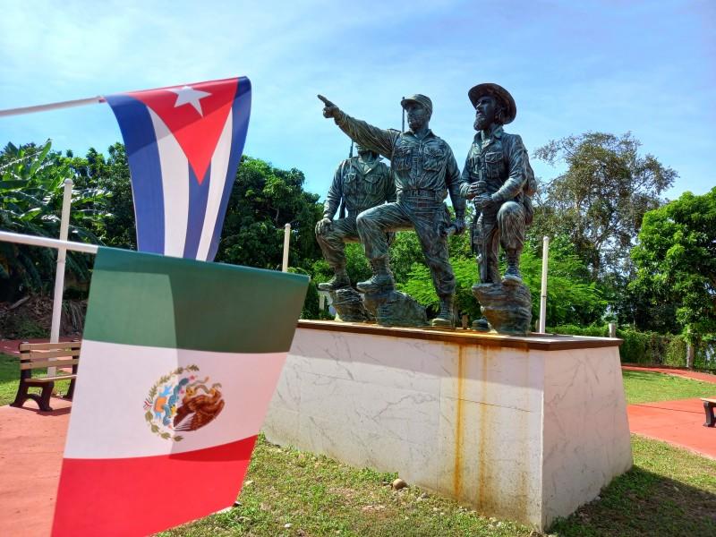 Cuba y Tuxpan celebran hermandad histórica