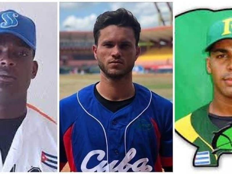Cubanos dejan a su selección