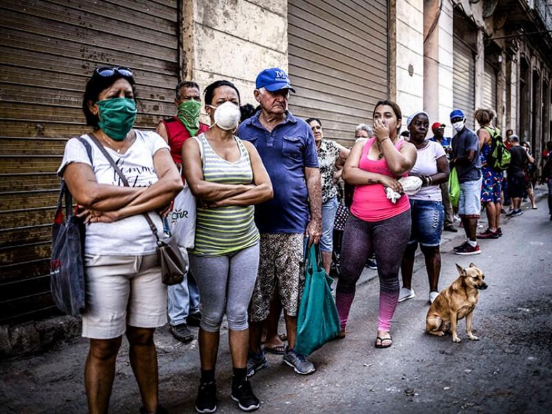 Cuba registra la mayor cifra de pacientes activos de Covid-19