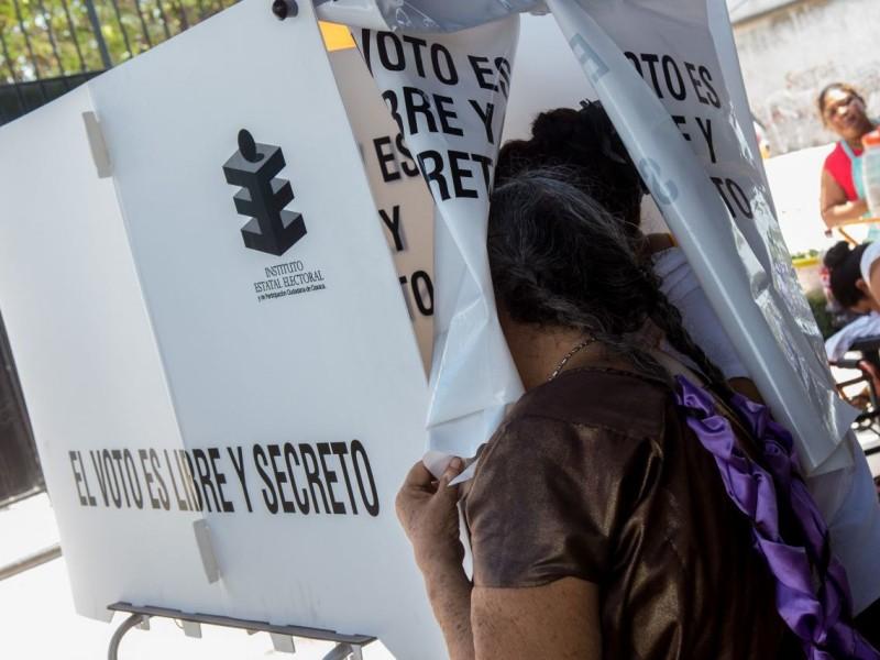 Cubrebocas será obligatorio para votar el 6 de junio