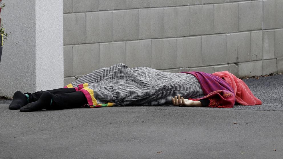 Masacre De Nueva Zelanda Twitter: Masacre En Nueva Zelanda; Hay 49 Muertos