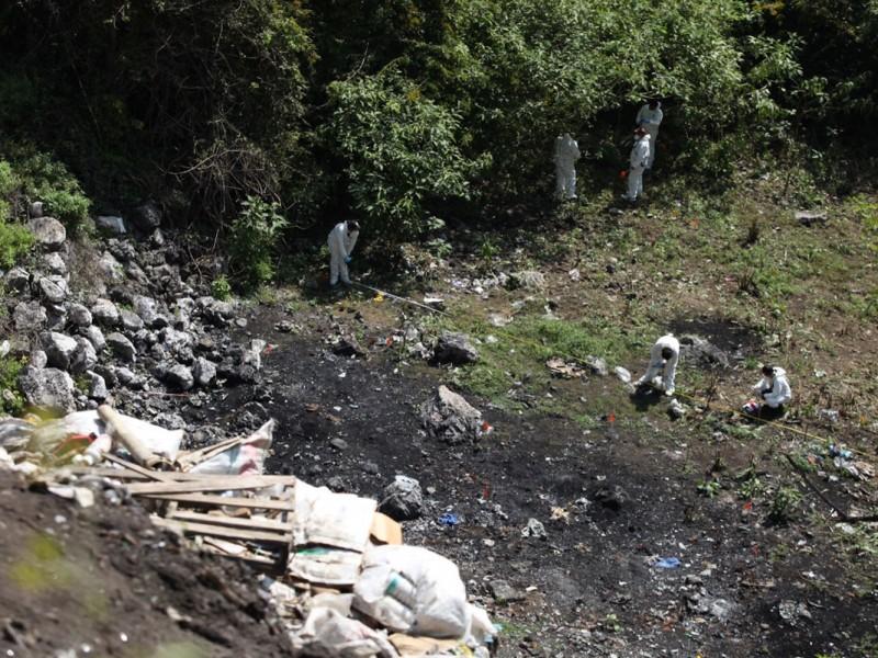 📹Cuerpos de 19 personas fueron incinerados en Cocula
