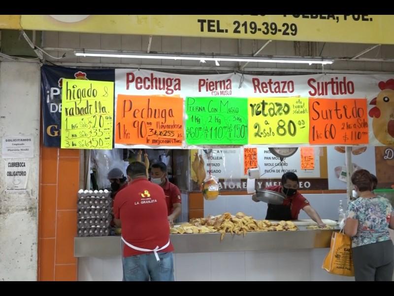 Cuesta 115 pesos diarios promedio comer bien en Puebla; IBERO