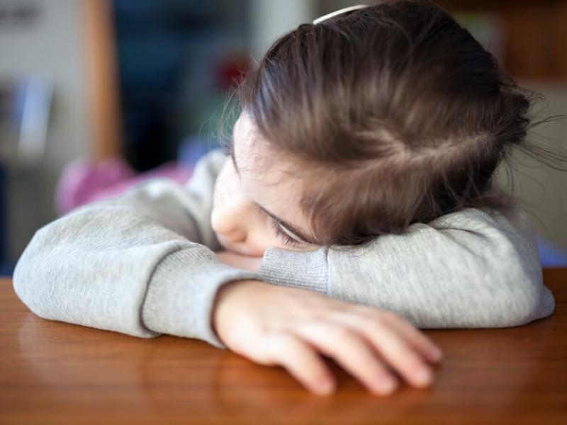 Cuidado con la depresión infantil