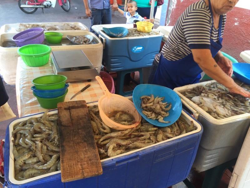 Cuidado con los mariscos crudos