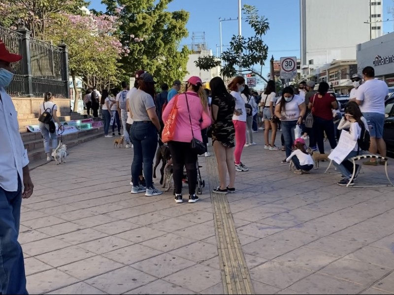 Culiacán se une para pedir justicia para Rodolfo Corazón