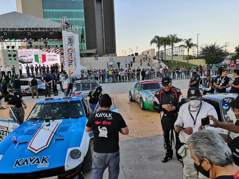 Culmina Carrera Panamericana en Torreón