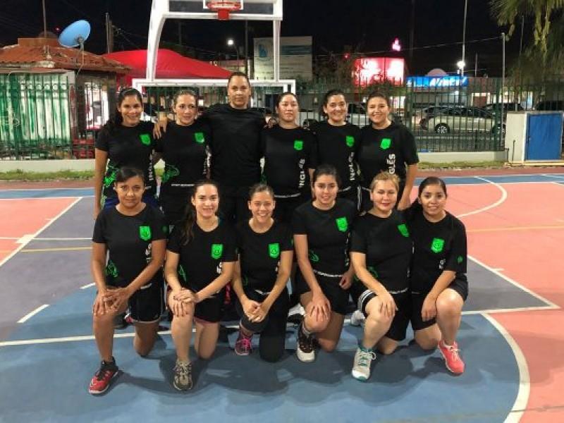 Culmina Copa Alameda de basquetbol
