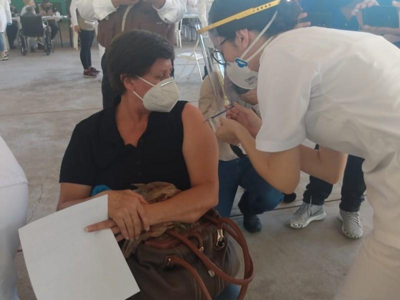 Culmina hoy vacunación de adultos mayores en Guasave