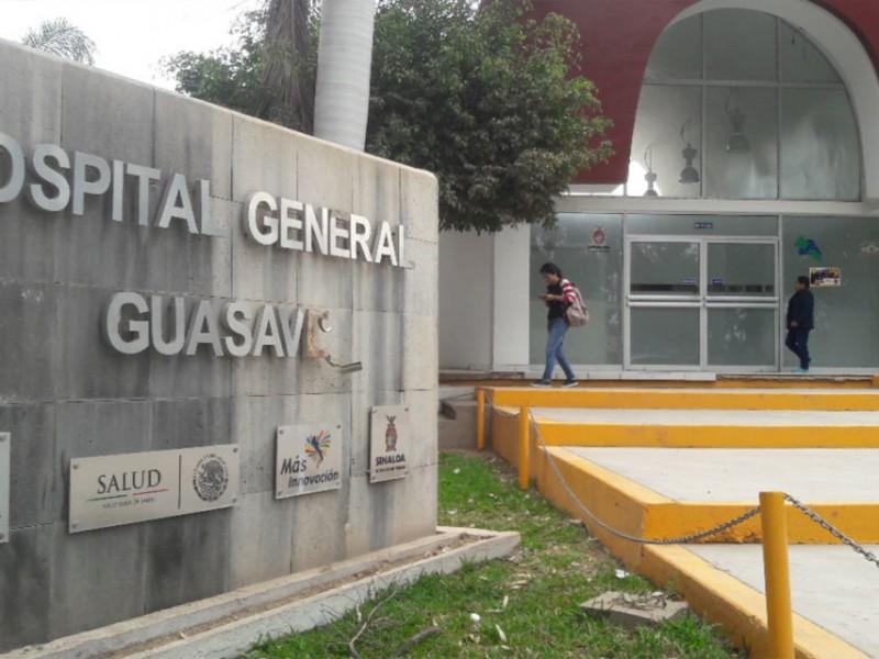Culminan vacunación contra covid en Hospital General de Guasave