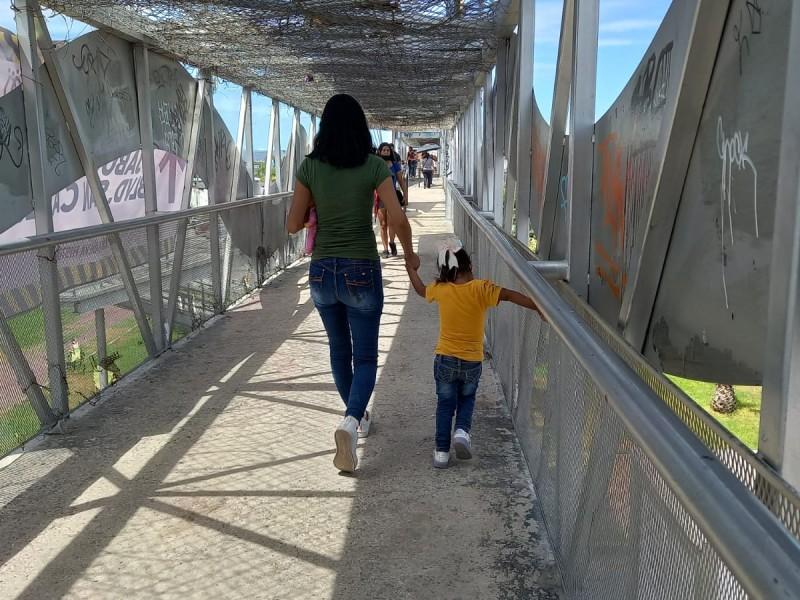 Cultura vial debe ser un compromiso ciudadano; peatones