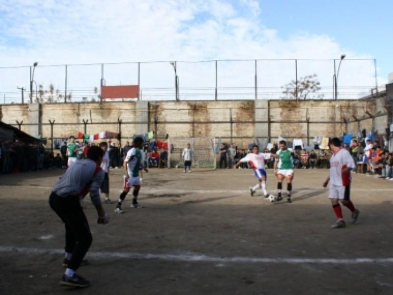 Cultura y deportes,útiles para tratar adicciones en penales