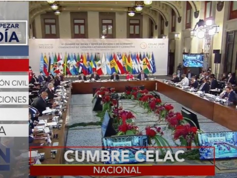 Cumbre de la CELAC con balance positivo: AMLO