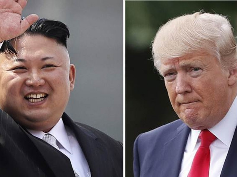 Cumbre Trump-Kim tendrá zona especial de seguridad