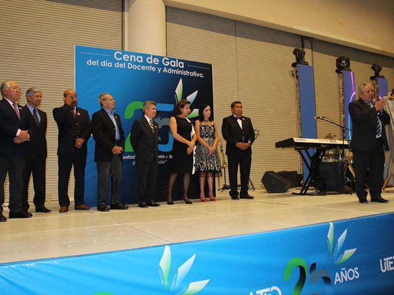 Cumple 25 años Universidad Tecnológica de Querétaro