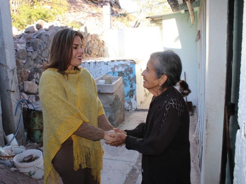 Cumple Sara Valle promesa a Lorenza Romero
