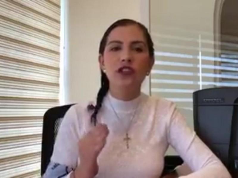 Cumplirá Elsa Méndez ''misión de Dios'', defender la vida