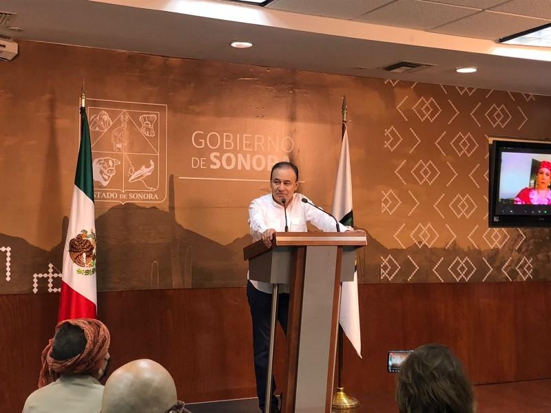 Jala Durazo a gabinete a ex candidatos a gubernatura