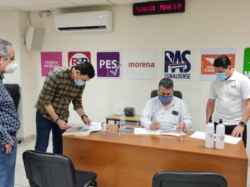 Da a conocer el INE lista de candidaturas para elecciones
