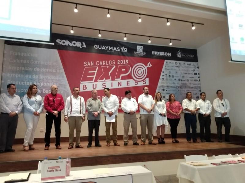 Da inicio la Expobusiness San Carlos 2019