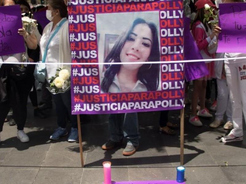 Dan 3 meses para investigación por feminicidio de Polly