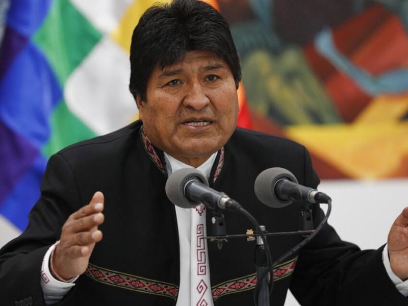 Dan 48 horas a Evo Morales para dimitir