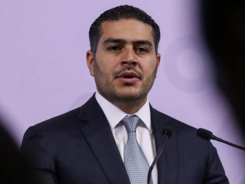 Dan de alta a Omar García Harfuch tras atentado