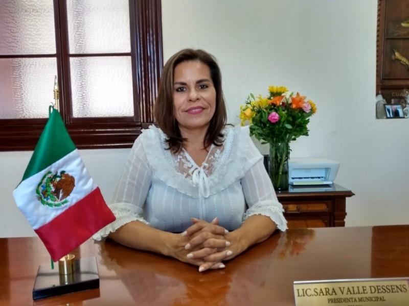 Dan de alta a alcaldesa Sara Valle