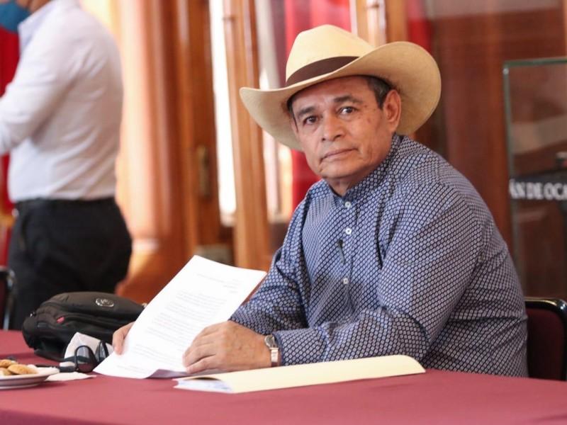Dan de alta al diputado Salvador Arvizu
