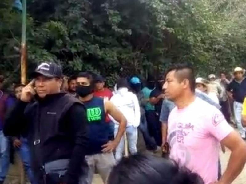 Dan de baja a policías municipales de Bochil