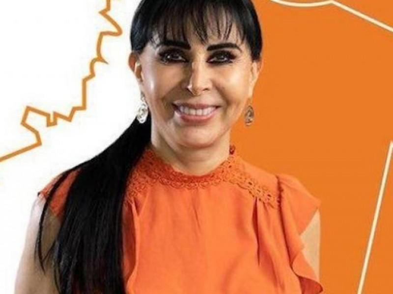 Dan último adiós a candidata asesinada en Moroleón.