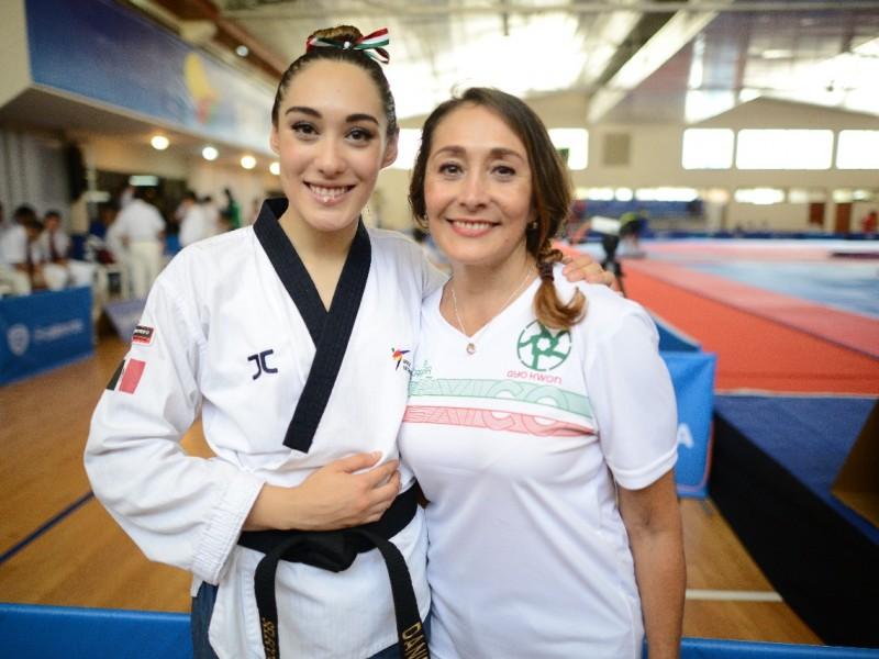 Daniela Rodríguez gana su tercer oro en Barranquilla