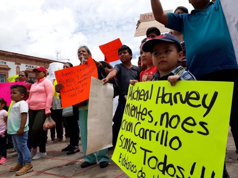 Daño ambiental y pobreza por Peñasquito a Mazapil