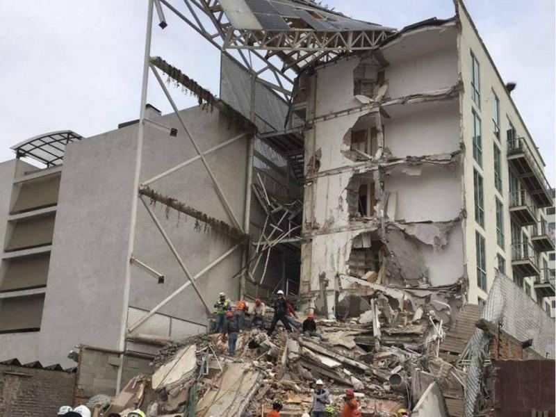 Daños por sismo provocan pérdidas millonarias en tramites