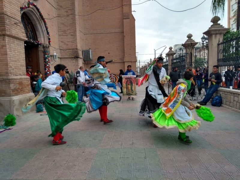 Danzantes de La Laguna ansían volver a retumbar las calles