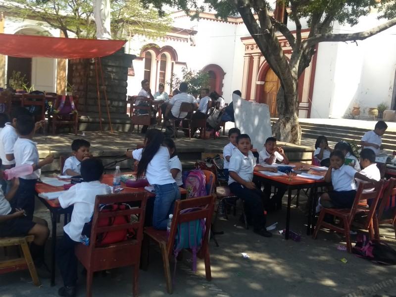 Darán resolución a Escuela Benito Juárez