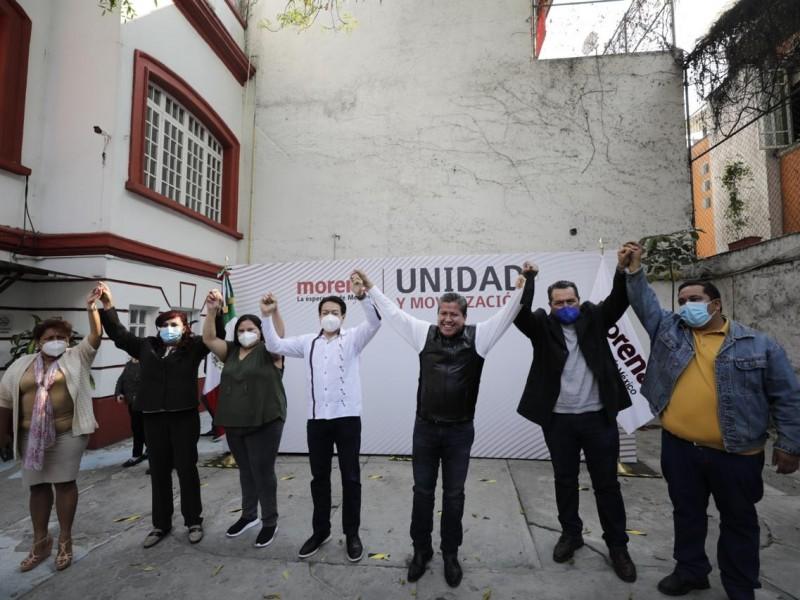 David Monreal, el candidato de Morena al Gobierno de Zacatecas