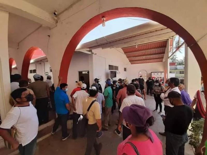 DDHPO dicta medidas cautelares tras retención en Matías Romero