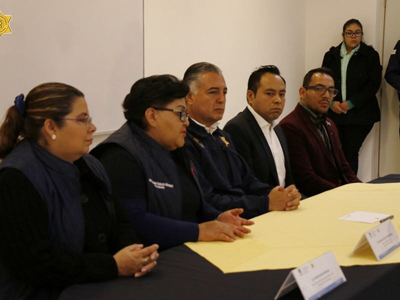 DDHQ capacita a policías municipales