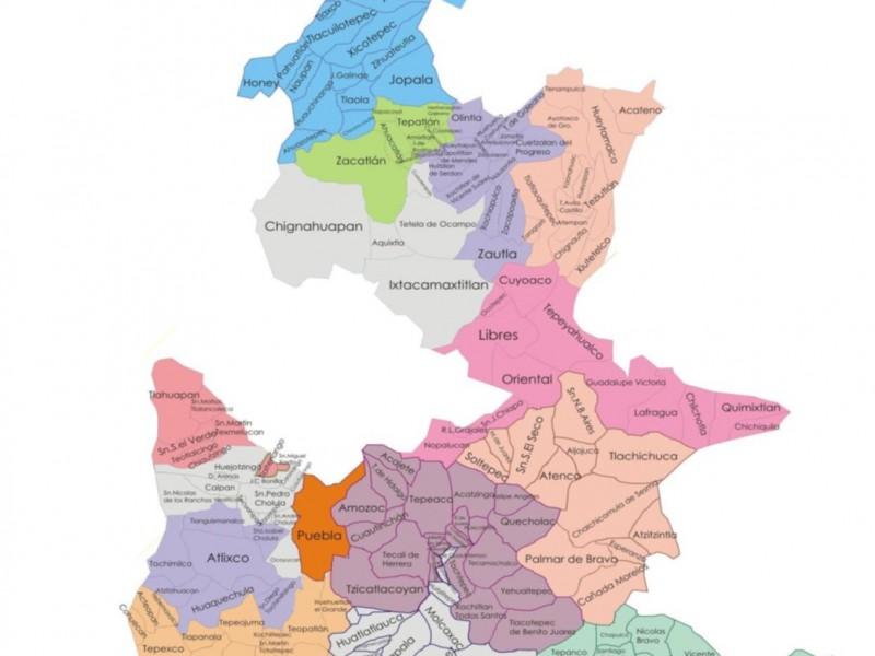 De 13 municipios nueva esperanza, 8 regresan a la normalidad