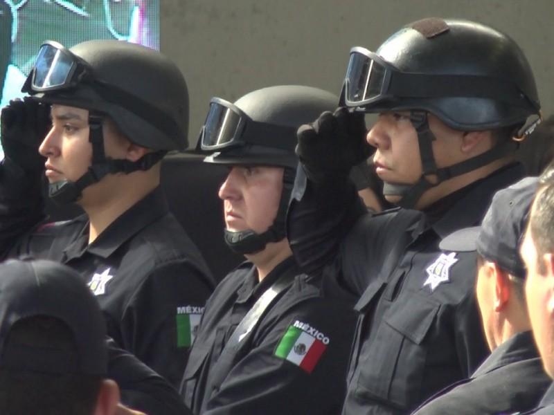 De 16  policías ejecutados, 2 familias han sido amparadas