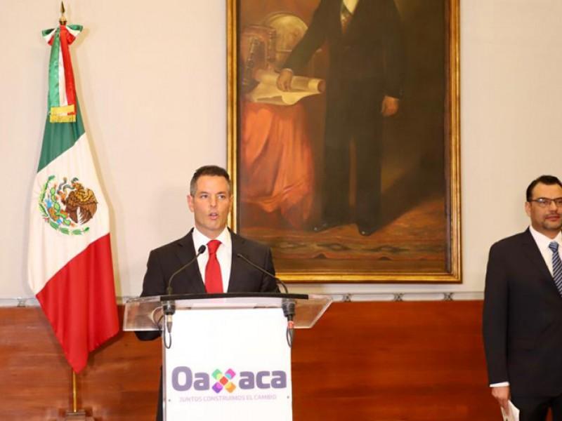 De 500 a 800 personas podrían contagiarse en Oaxaca: Murat