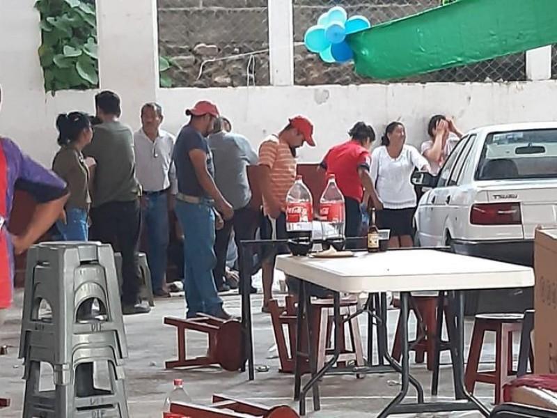 De 7 disparos asesinaron a presidente municipal: FGEO