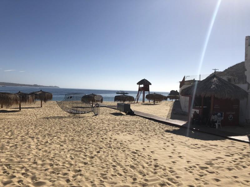 De momento no se plantea cerrar playas en Semana Santa