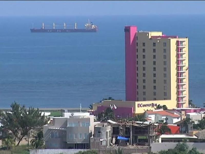 De norte a sur, cerraron hoteles en Veracruz por pandemia