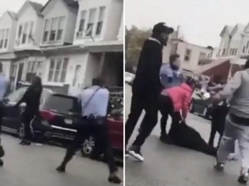 De nueva cuenta Policía estadounidense mata a un afroamericano